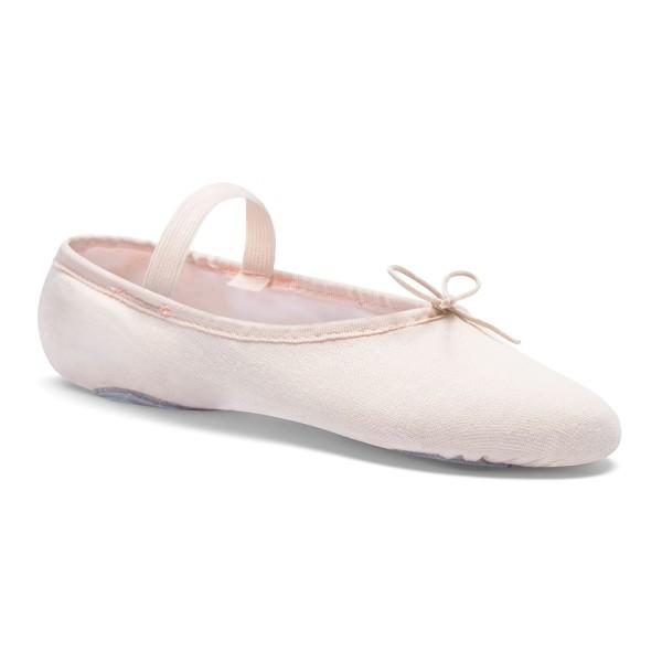 So Danca Ballettschläppchen Leinen BAE23