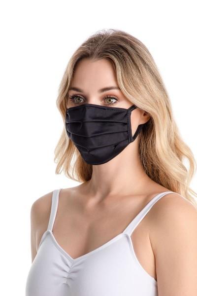 So Danca Mund-Nasen-Schutz mit Ohrschlaufen für Erwachsene E2168-RD