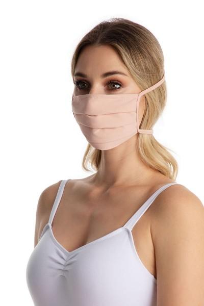 So Danca Mund-Nasen-Schutz mit Kopfband für Erwachsene E2174-RD